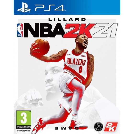 PS4 - NBA 2K21