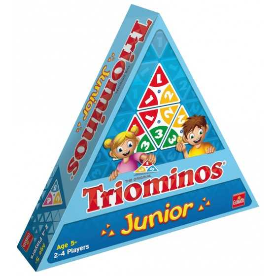 GOLIATH - Triominos Junior