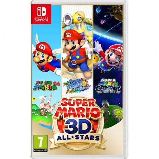 NINTENDO Switch Super Mario...