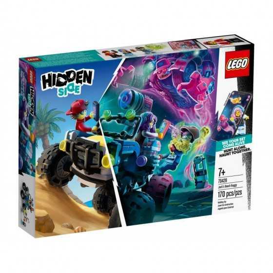 Lego 70428 Le buggy de...