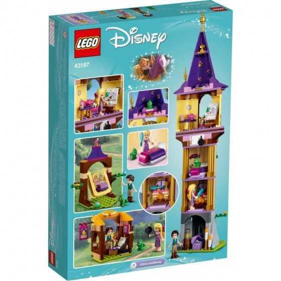 Lego 43187 La tour de Raiponce