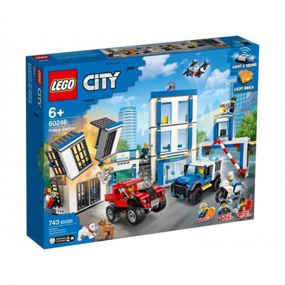 Lego 60246 Le commissariat...