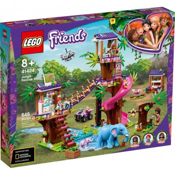 Lego 41424 La base de...