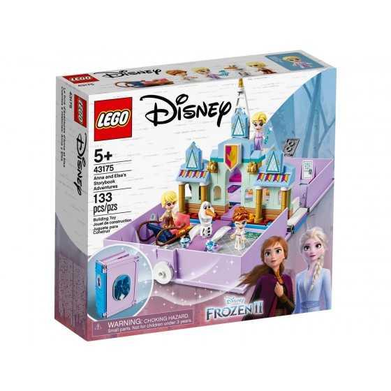 Lego 43175 Les aventures...