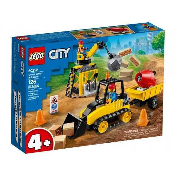 Lego City 60252 Le chantier...
