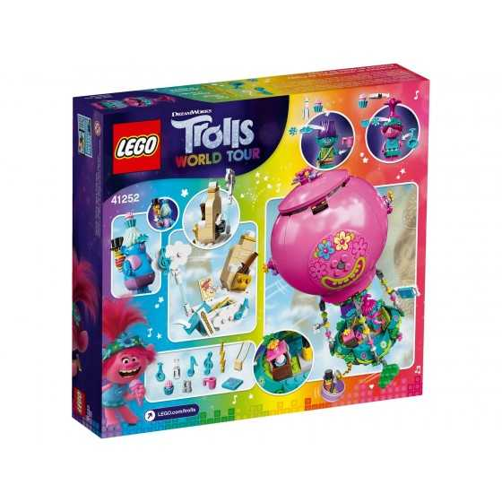 Lego 41252 Les aventures en montgolfière de Poppy