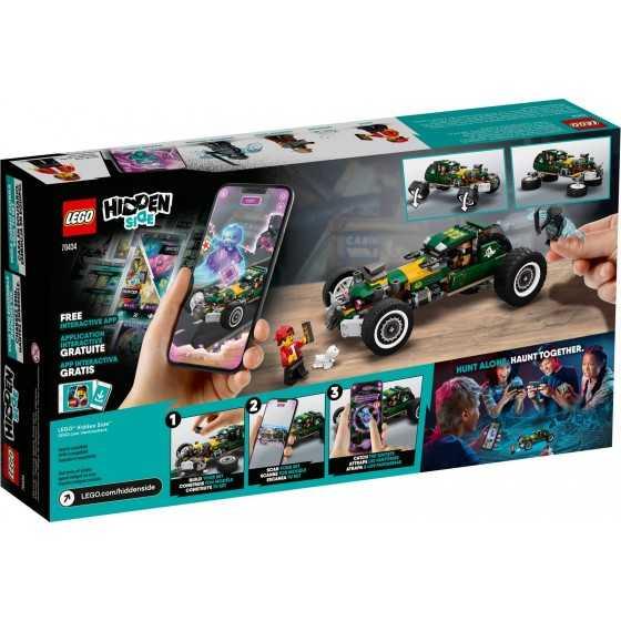 Lego Hidden Side 70434 Le bolide surnaturel