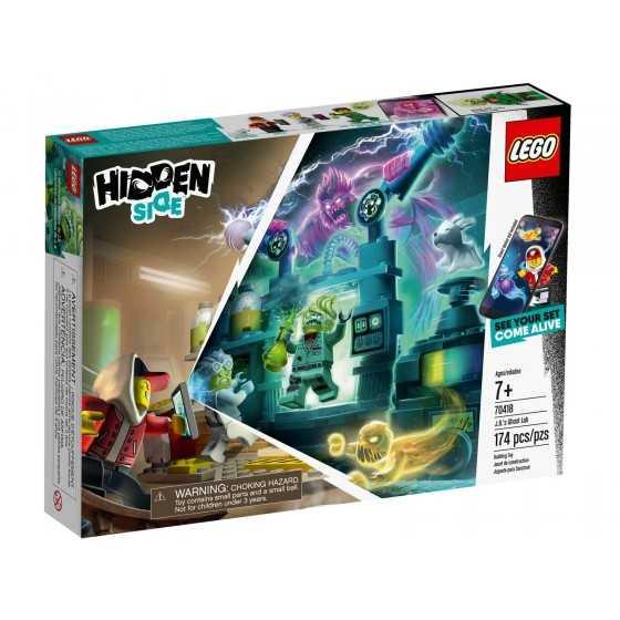 Lego Hidden Side 70418 Le...