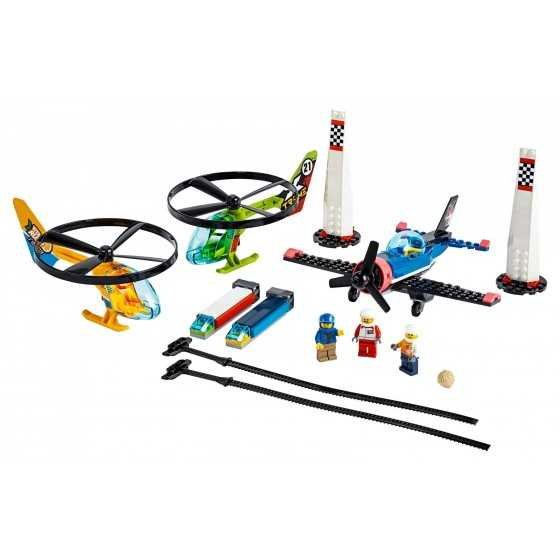 Lego 60260 La course aérienne