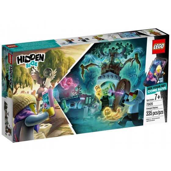 Lego Hidden Side 70420 Le...