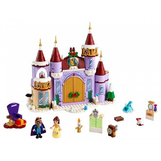Lego 43180 La fête d'hiver dans le château de Belle