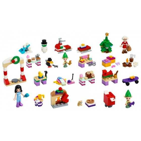 Lego Friends 41420 Le calendrier de l'Avent