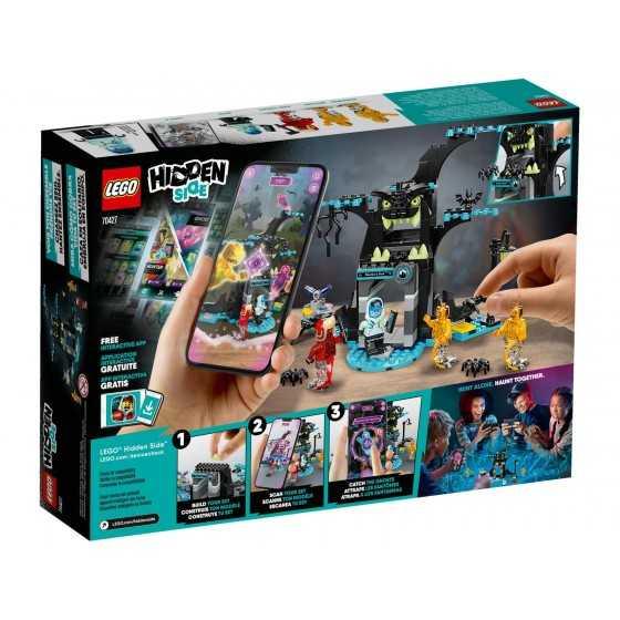 Lego Hidden Side 70427 Le monde hanté