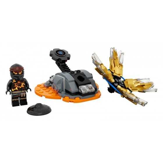 Lego Ninjago 70685 Spinjitzu Attack - Cole