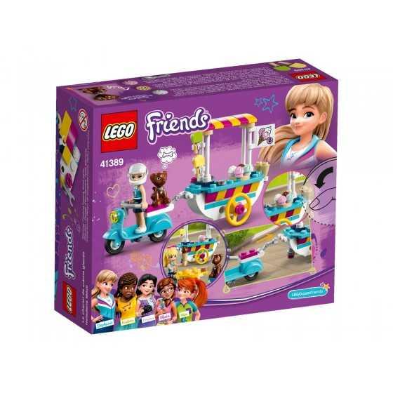 Lego Friends 41389 Le chariot de crèmes glacées