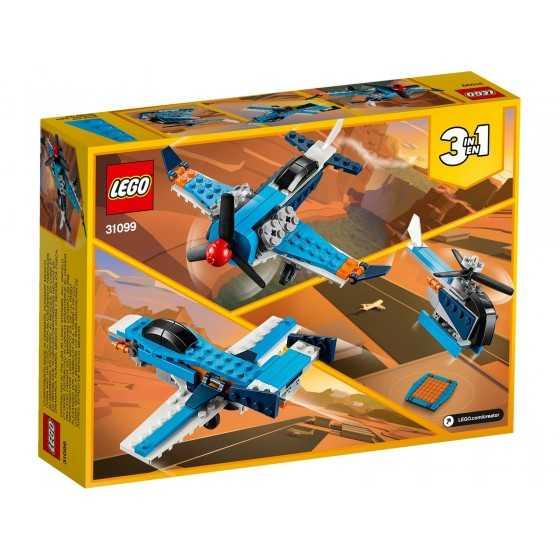 Lego Creator 31099 L'avion à hélice