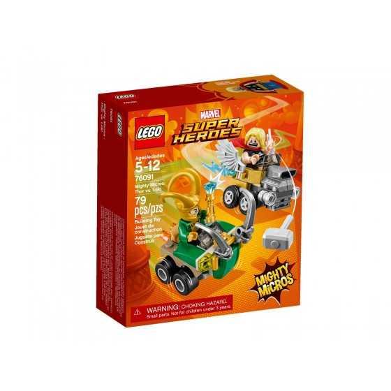 Lego 76091 Mighty Micros :...