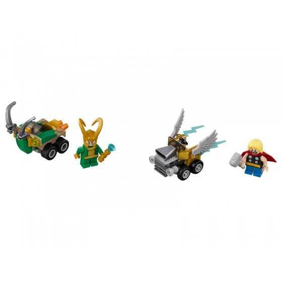 Lego 76091 Mighty Micros : Thor contre Loki