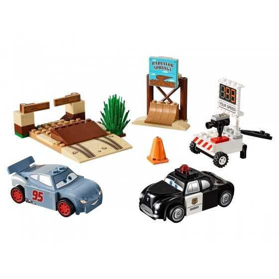 """Lego 10742 La piste d'entraînement de la """"Butte à Willy"""""""
