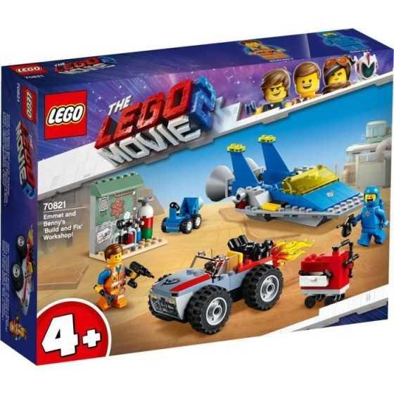 LEGO 70821 - L'atelier...