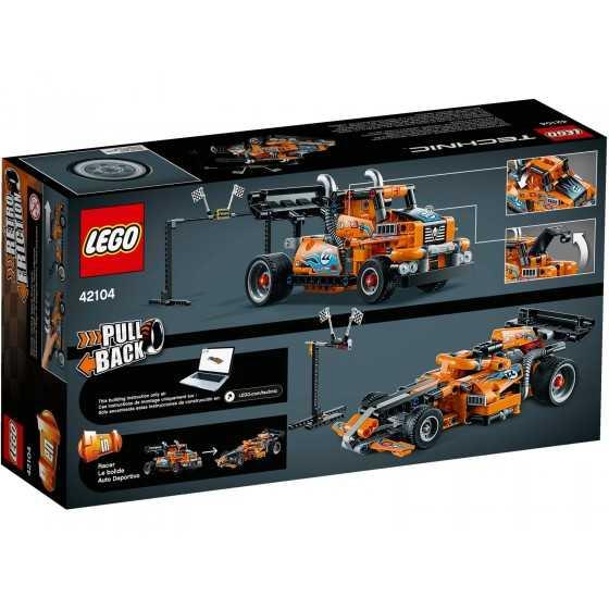Lego Technic 42104 Le camion de course
