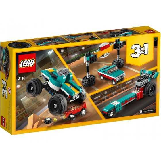 Lego Creator 31101 Le Monster Truck