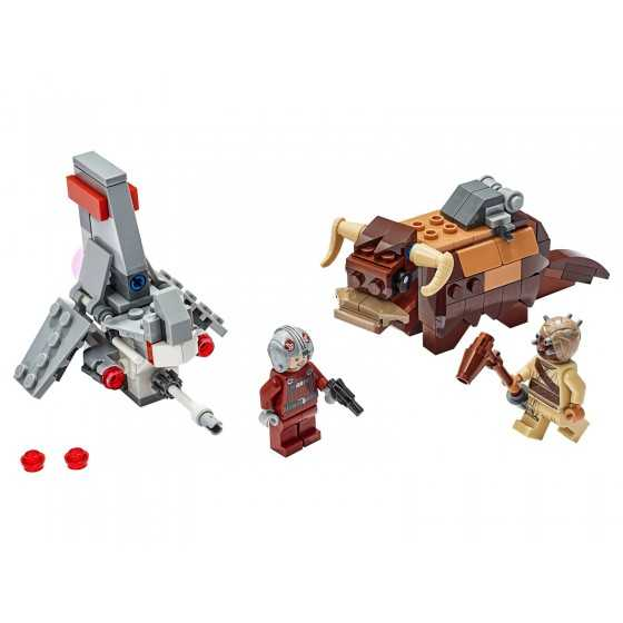 Lego 75265 Le combat des Microfighters : T-16 Skyhopper™ contre Bantha