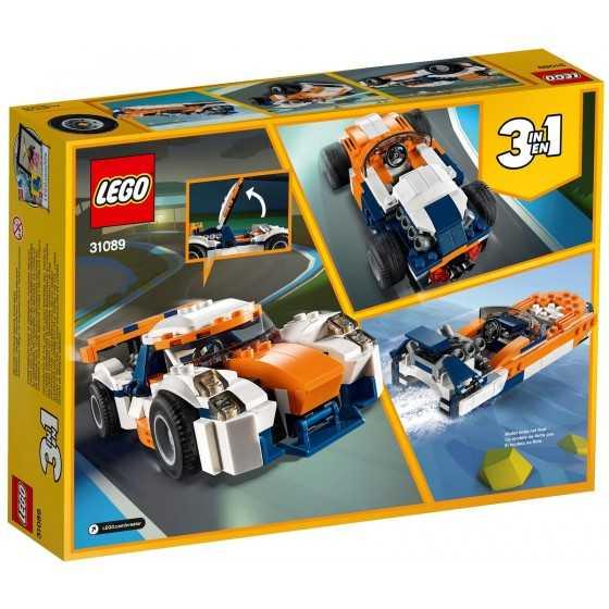 Lego Creator 31089 La voiture de course