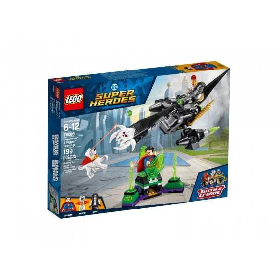 Lego 76096 L'union de...