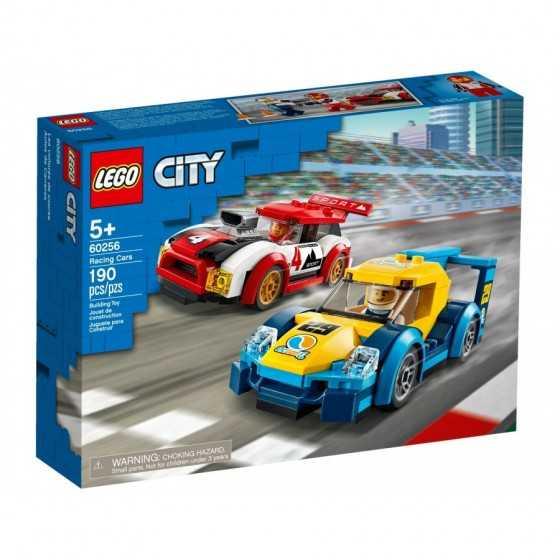 LEGO 60256 Les voitures de...