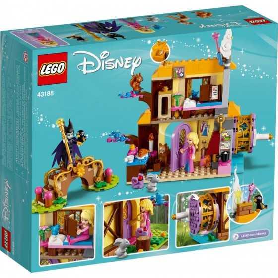 Lego 43188 Le chalet dans la forêt d'Aurore