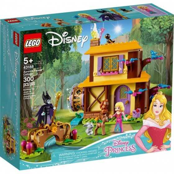 Lego 43188 Le chalet dans...