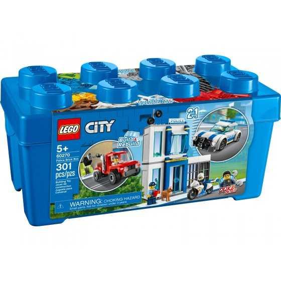 Lego 60270 La boîte de...