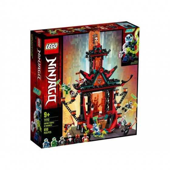 Lego 71712 Le temple de la...