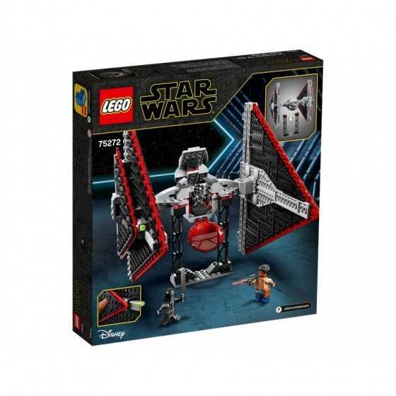 Lego 75272 Le chasseur TIE Sith