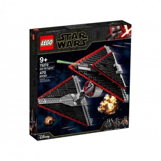 Lego 75272 Le chasseur TIE...