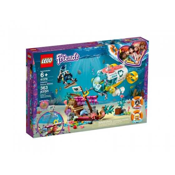 LEGO 41378 La mission de...