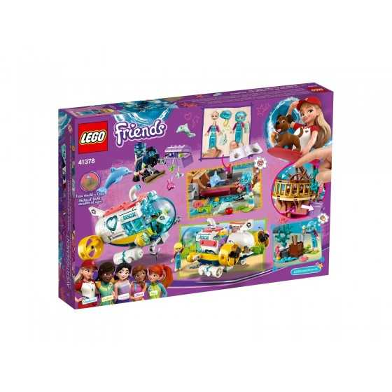LEGO 41378 La mission de sauvetage des dauphins