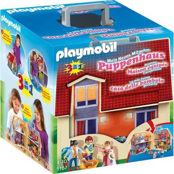 PLAYMOBIL 5167 Dollhouse...