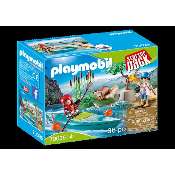 Playmobil 70035 Sportifs et...