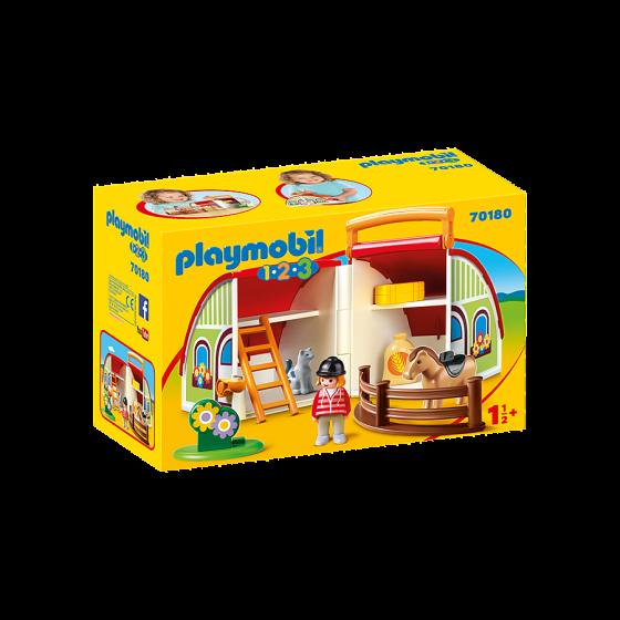 Playmobil 70180 Centre...