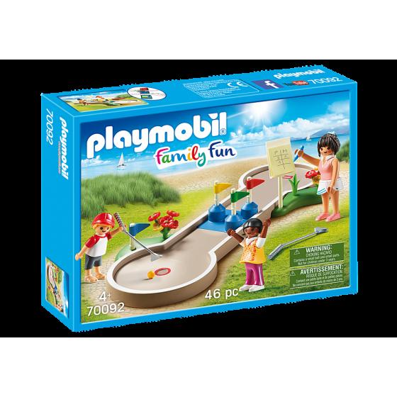 Playmobil 70092 Mini-golf