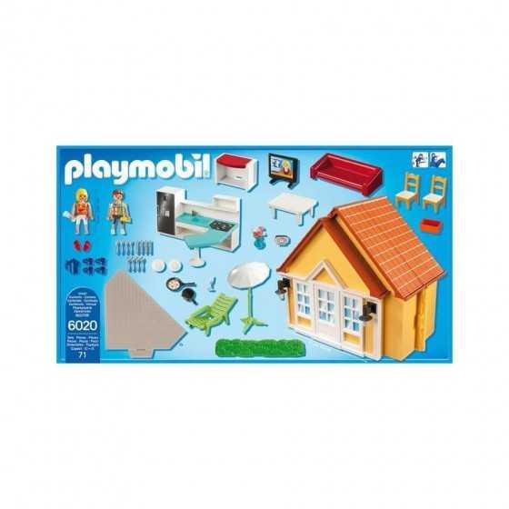 Playmobil 6020 Maison de vacances