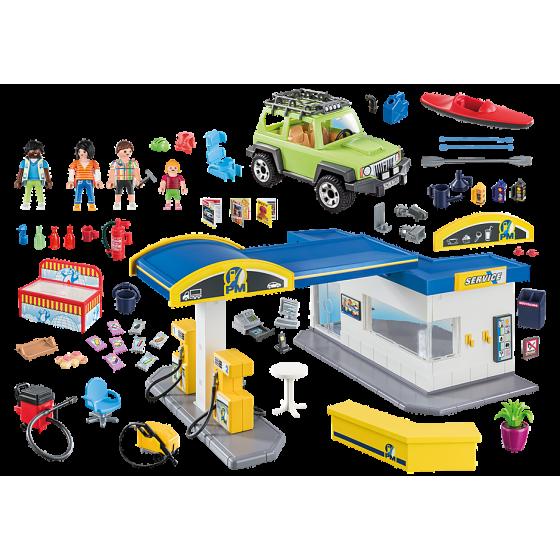 Playmobil 70201 Station service