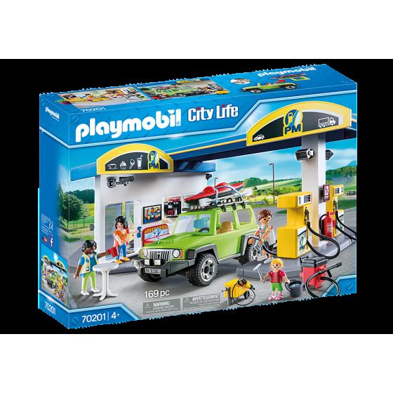 Playmobil 70201 Station...