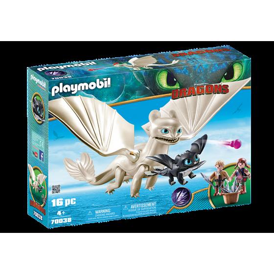 Playmobil 70038 Furie...
