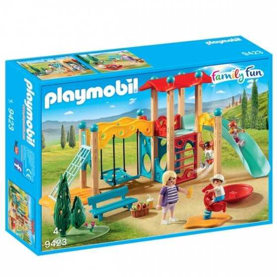 Playmobil 9423 Parc de jeu...