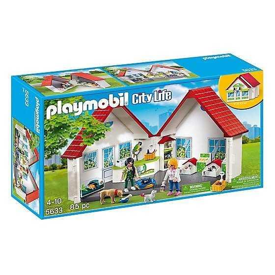 Playmobil 5633 Animalerie...