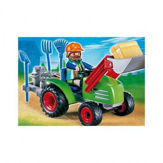Playmobil 4143 Agriculteur avec tracteur