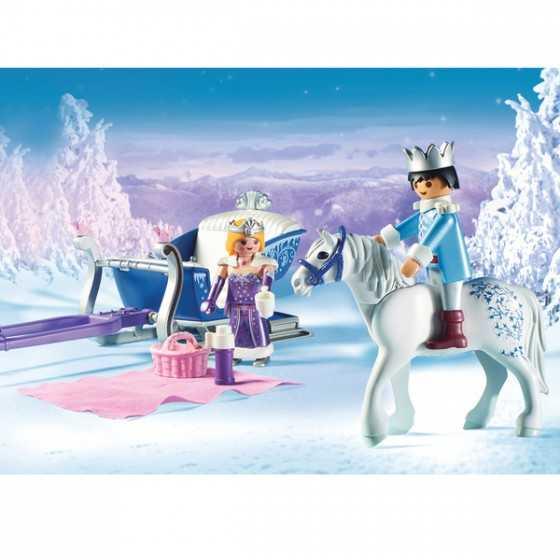 Playmobil 9474 Couple royal et calèche